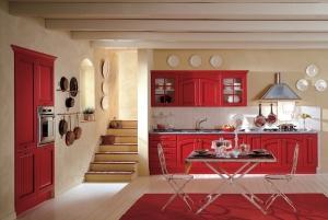 Notre palette de couleurs pour peindre votre cuisine for Peindre sa cuisine en rouge